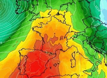 Chaleur estivale cette semaine : relevés et valeurs prévues
