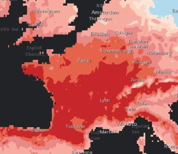 Montée des eaux, sécheresses, incendies : les impacts du réchauffement