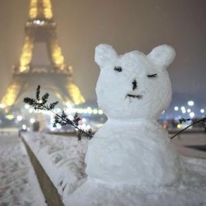 À quand l'arrivée du froid et de la neige en France ?
