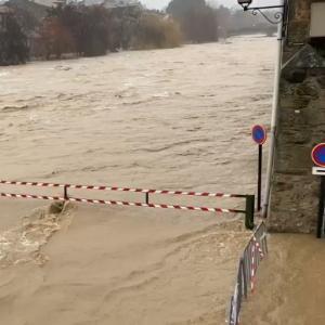 Neige, pluies et crues : bilan des intempéries dans le Roussillon