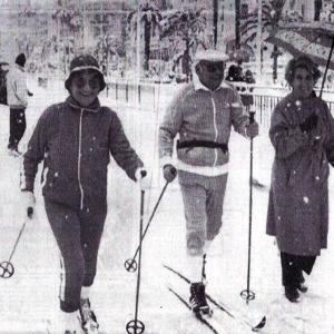 Retour sur la vague de froid remarquable de janvier 1985