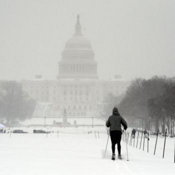 L'Est Américain sous un blizzard historique