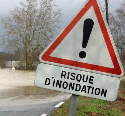 Nouvelles intempéries et risques d'inondations au sud-est vendredi