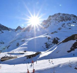 Enneigement en montagne : forts contrastes pour la nouvelle année