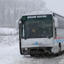 Nouvelles chutes de neige vers le Nord-Est