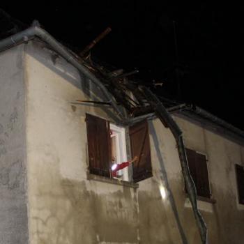 Violents orages en Rhône-Alpes : foudre, grêle, vent et inondations