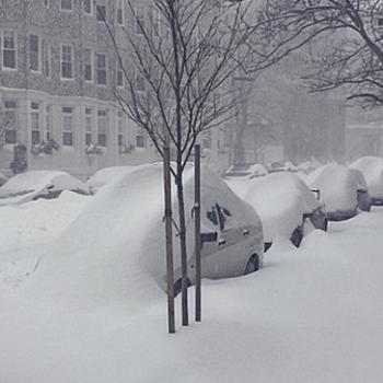 Bilan de la tempête de neige Juno aux Etats Unis