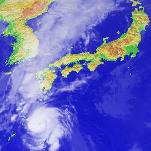 Le typhon Namtheun impacte à nouveau le Japon