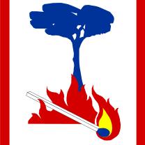 Vent fort, sécheresse et risque d'incendie près de la Méditerranée