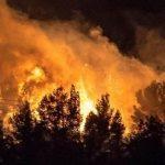 Vent fort et incendies pour le 14 juillet au Sud-Est