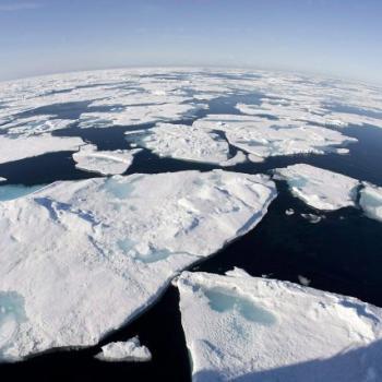 Fortes chaleurs et fonte record de la banquise Arctique