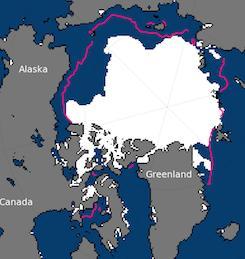 Banquise Arctique & Antarctique : le bilan du mois d'Août