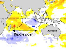 Incendies dévastateurs en Australie : la responsabilité de l'océan Indien