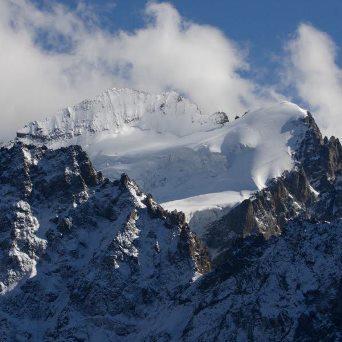 Avalanche très meurtrière sur le Dôme des Ecrins en Hautes Alpes