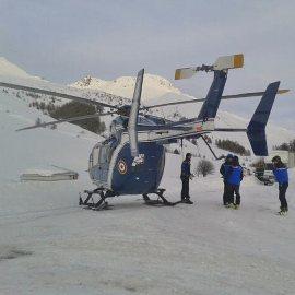 Avalanche : plusieurs victimes dans les Alpes - risque marqué à fort