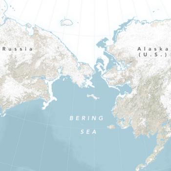 Banquise Arctique : record en avril, une mer de Béring libérée des glaces