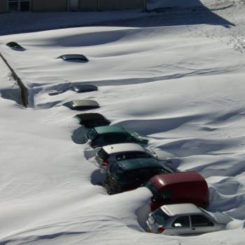 vague de froid du 11 au 14 mars 2013