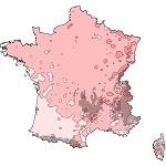 Bilan cartographié du mois de mars 2017