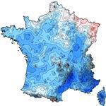 Bilan cartographié d'un mois de mars agité et froid