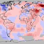 Janvier 2019 chaud dans le Monde