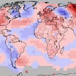 Juin 2018 chaud dans le Monde
