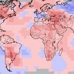 Septembre 2017 de nouveau chaud à l'échelle mondiale