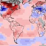 Janvier 2017 : froid en Europe, doux dans le Monde