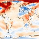 Janvier 2017 : froid en Europe mais doux dans le Monde