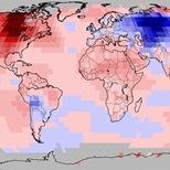 2016, année la plus douce jamais observée dans le Monde ?