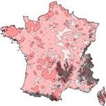 Printemps 2017 : 3ème plus doux des mesures en France