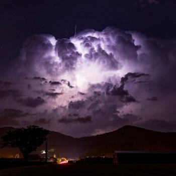 De nombreux orages mettent fin à la canicule