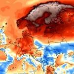 Chaleur exceptionnelle, sécheresse et incendies en Scandinavie
