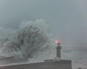 Tempête et submersion marine sur l'Ouest de la France ces 26 et 27 Novembre