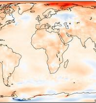 Copernicus : Août 2017 au 2e rang des plus doux dans le Monde