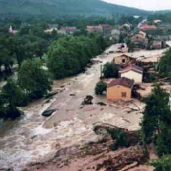 Le déluge Corse du 31 octobre 1993