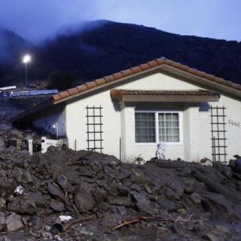 Californie : entre sécheresse, tempête et coulée de boue