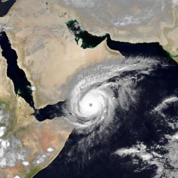 Cyclone Chapala : intensité rare en Mer d'Arabie et risque pour le Yémem