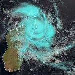 Tempête Eliakim : Madagascar touché, La Réunion en marge
