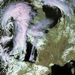 Une dépression sur l'Atlantique commande la météo de la semaine