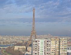 Douceur printanière à Paris et en France - Début décembre hors norme