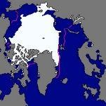 La banquise de l'Arctique à l'épreuve des températures