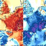 Vers une période plus douce mais instable avant le retour du froid ?