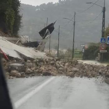 Episode pluvieux en Méditerranée : suivi et prévisions