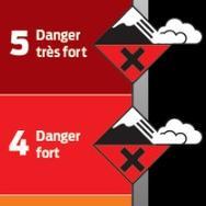 Remise en question de l'échelle européenne du risque d'avalanche
