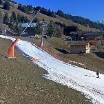 Les prévisions pessimistes quant à la neige en montagne