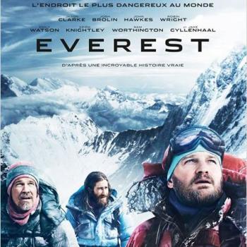 """Sortie du film """"Everest"""" au cinéma"""