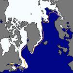 Record à la baisse pour l'extension de la banquise en Arctique