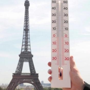 Très forte chaleur et canicule à Paris et en Ile-de-France