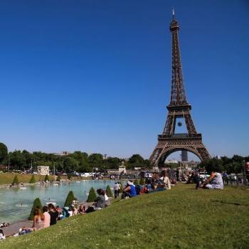 Premières fortes chaleurs à Paris et en Ile de France
