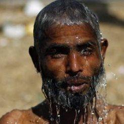 Vague de chaleur précoce et meurtrière en Inde